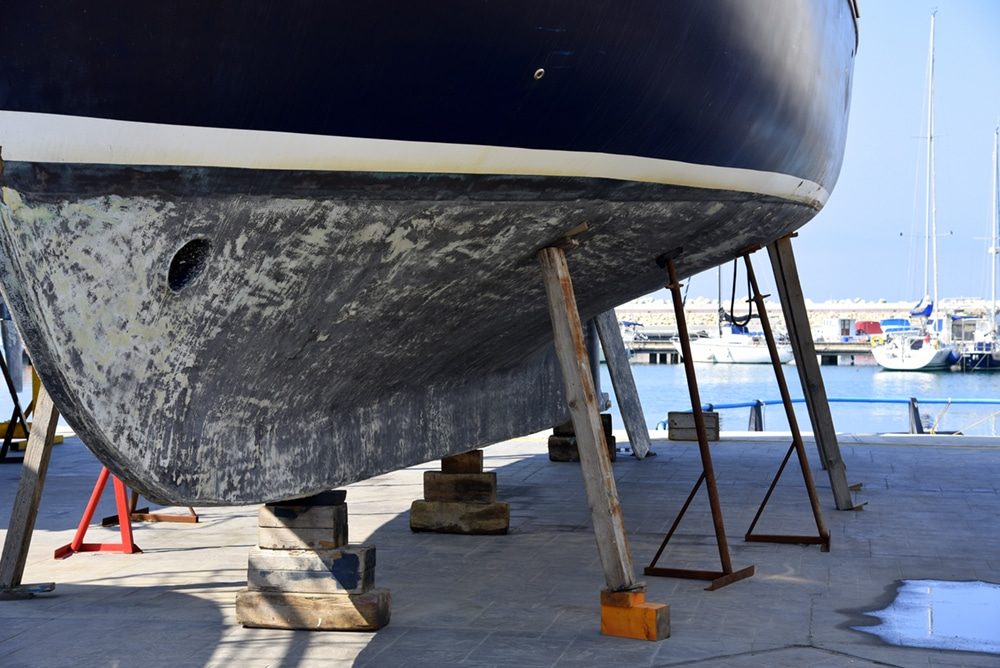 The Element of Boat Quality: Sealed Off Hull Compartments