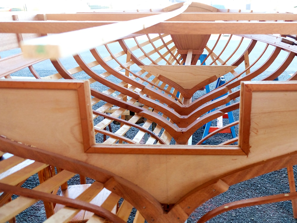 The Element of Boat Quality: Structural Bulkheads