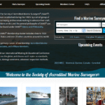 What is the The Society of Accredited Marine Surveyors?